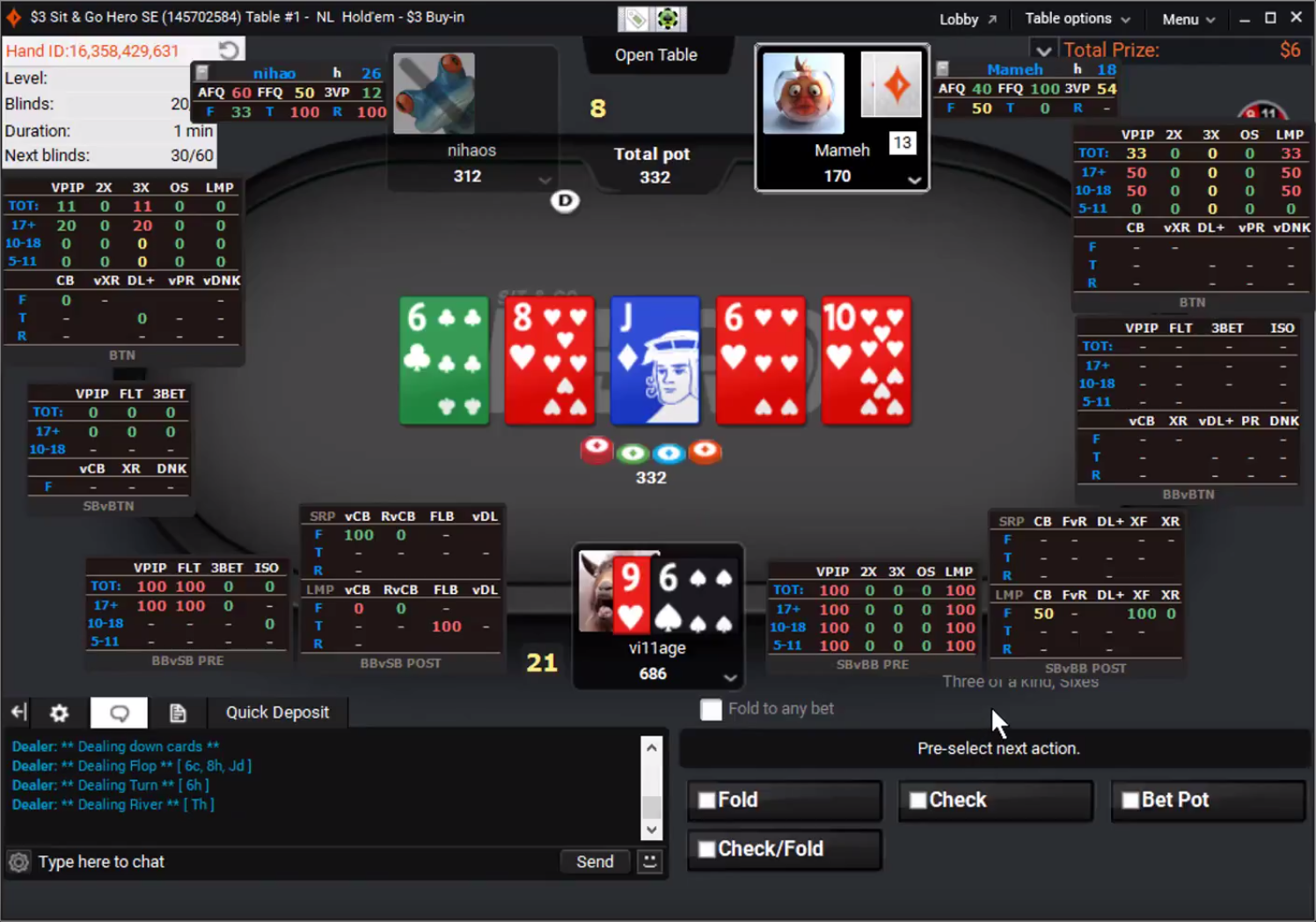 Poker Pro Hud